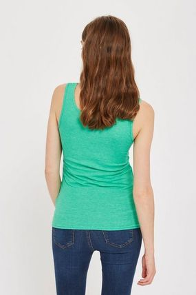 TOPSHOP マタニティトップス 【国内発送・関税込】TOPSHOP★MATERNITY Ribbed Vest(4)