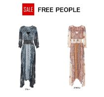 ★SALE★FREE PEOPLE MEXICALI ROSE MAXI ロングワンピース