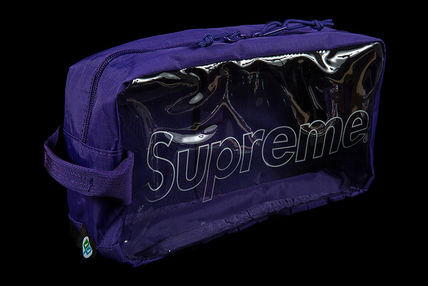 ae02777b Supreme バッグ・カバンその他 FW18 SUPREME UTILITY BAG PURPLE 紫 バッグ 送料無料 ...