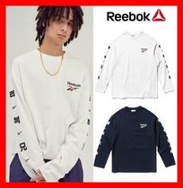 CRITIC(クリティック) Tシャツ・カットソー 2018SS☆人気☆【CRITIC X REEBOK】☆BROTHER LONG SLEEVE☆2色
