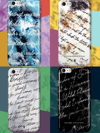 Geeky iPhone・スマホケース Geeky★design letters coveredケース iphone galaxy全対応