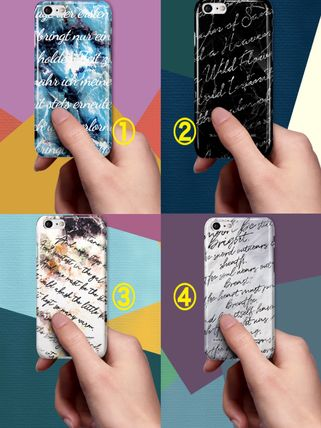 Geeky iPhone・スマホケース Geeky★design letters coveredケース iphone galaxy全対応(2)