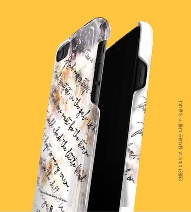 Geeky iPhone・スマホケース Geeky★design letters coveredケース iphone galaxy全対応(4)
