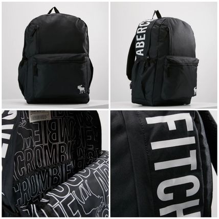 Abercrombie & Fitch 子供用リュック・バックパック 容量26L! 大人も使えるバックパック ☆ Abercrombie & Fitch