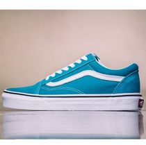 VANS☆OLD SKOOL Enamel Blue (22‐28㎝) VN0A38G1U65