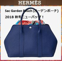 HERMES エルメス★ガーデンポーチ Sac Garden Pouch 36★2018New