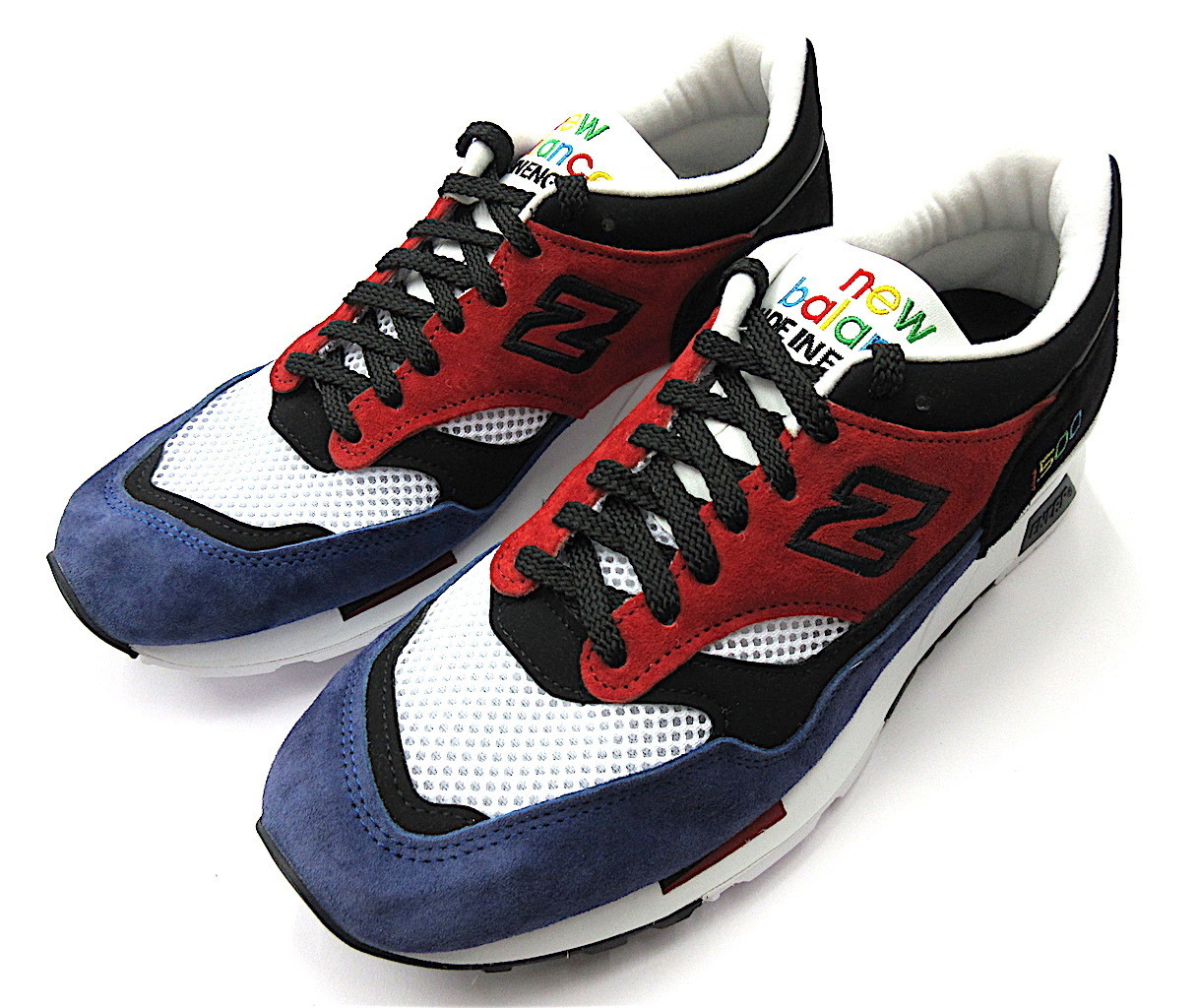 the latest 28368 baee2 New Balance 1500 Blended Fabrics Leather Sneakers