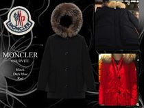 MONCLER ★18/19秋冬 ★COURVITE★Black, Dark blue and Red