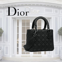 【WINTER 2018】Dior*LADY DIOR*バッグ*カーフスキン*スタッズ