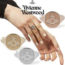 ◆VivienneWestwood◆キラキラオーブ♪Milano Ring リング
