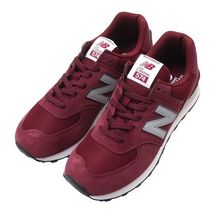 国内配送 New Balance ML 574 JEW BURGUNDY JUNYA WATANABE MAN