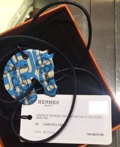 ★HERMES Tatersale Manufacture PM ペンダント★直営正規品★