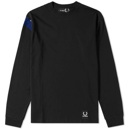 ★FRED PERRY X RAF SIMONS LONG SLEEVE TAPE DETAIL 関税込★