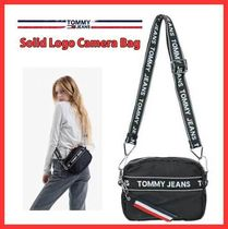 Tommy Jeans★Solid Logo Camera Bag★Free★追跡安全発送