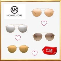 New!★MICHAEL KORS☆  Lon Round Aviator サングラス♪