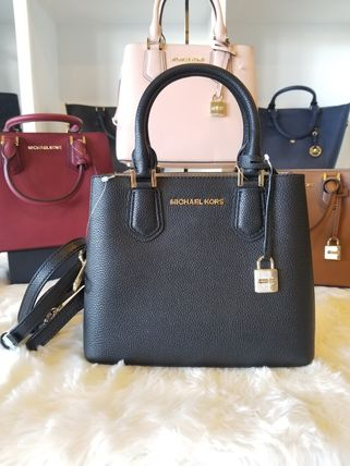 Michael Kors ハンドバッグ 【即発◆3-5日着】Michael Kors◆ADELE MD MESSENGER ◆2ways(2)