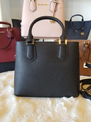 Michael Kors ハンドバッグ 【即発◆3-5日着】Michael Kors◆ADELE MD MESSENGER ◆2ways(3)