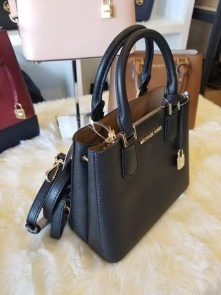 Michael Kors ハンドバッグ 【即発◆3-5日着】Michael Kors◆ADELE MD MESSENGER ◆2ways(4)