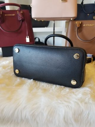 Michael Kors ハンドバッグ 【即発◆3-5日着】Michael Kors◆ADELE MD MESSENGER ◆2ways(5)