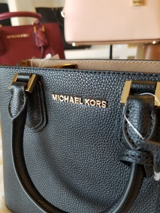 Michael Kors ハンドバッグ 【即発◆3-5日着】Michael Kors◆ADELE MD MESSENGER ◆2ways(7)