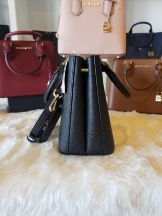 Michael Kors ハンドバッグ 【即発◆3-5日着】Michael Kors◆ADELE MD MESSENGER ◆2ways(11)