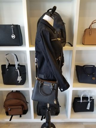 Michael Kors ハンドバッグ 【即発◆3-5日着】Michael Kors◆ADELE MD MESSENGER ◆2ways(12)