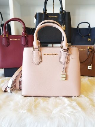 Michael Kors ハンドバッグ 【即発◆3-5日着】Michael Kors◆ADELE MD MESSENGER ◆2ways(14)
