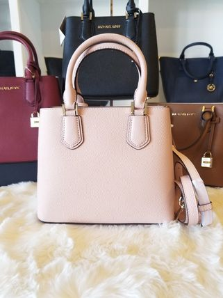 Michael Kors ハンドバッグ 【即発◆3-5日着】Michael Kors◆ADELE MD MESSENGER ◆2ways(15)