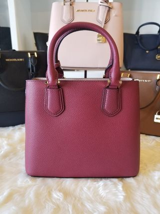 Michael Kors ハンドバッグ 【即発◆3-5日着】Michael Kors◆ADELE MD MESSENGER ◆2ways(18)