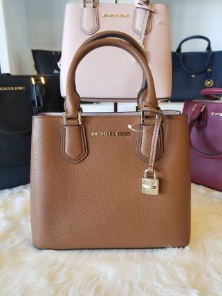 Michael Kors ハンドバッグ 【即発◆3-5日着】Michael Kors◆ADELE MD MESSENGER ◆2ways(19)