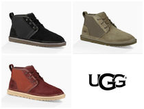 ★UGG NEUMEL UNLINED ニューメル ナイロン ブーツ 送料込★