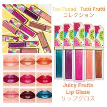 限定☆Too Faced☆Juicy Fruits☆Lip Glaze☆リップグロス