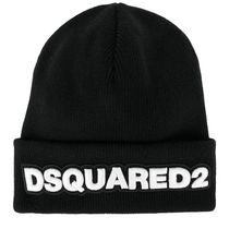 18-19AW新シーズン★【DSQUARED2】ビーニーハット