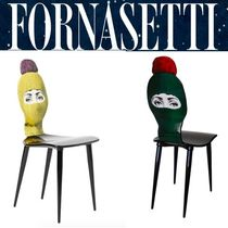 *FORNASETTI *Lux Gstaad デザインチェア Tema e Variazioni