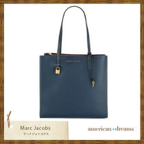 MARC JACOBS(マークジェイコブス) トートバッグ SALE! marc jacobs 通勤用にも◎シンプルレザートートバッグ
