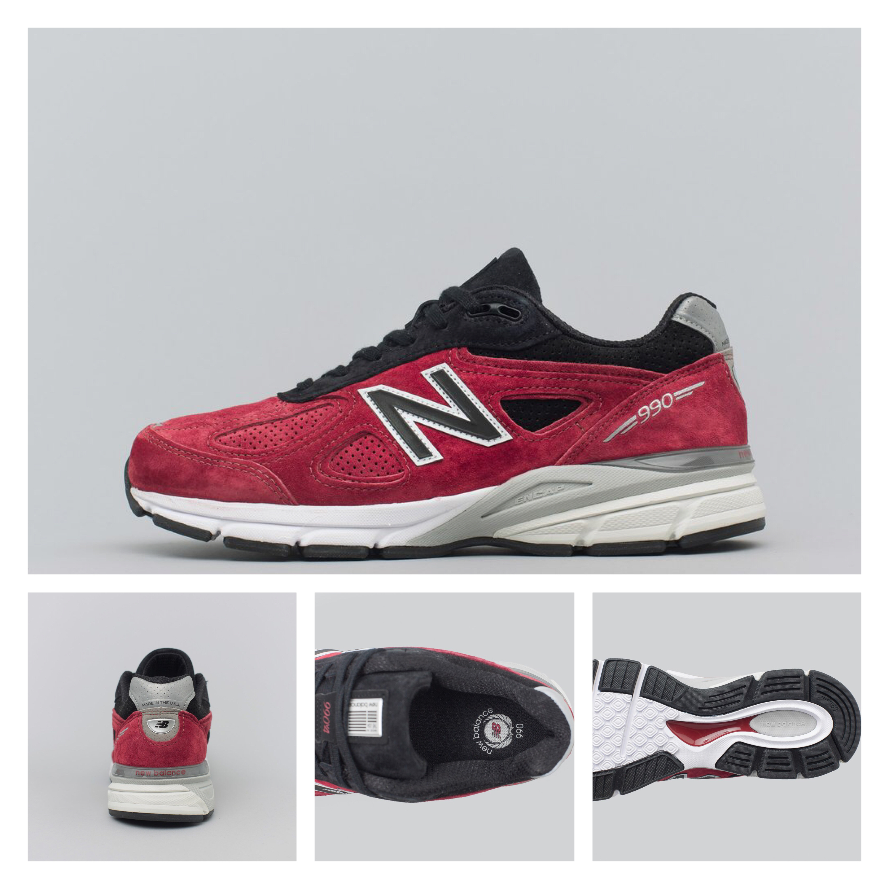 online retailer a9c91 788b8 New Balance 990 2018-19AW Sneakers