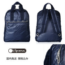 【LeSportsac】CR URBAN バックパック CLASSIC NAVY 2297.C096