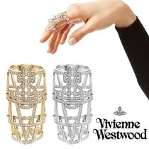 ◆VivienneWestwood◆Giuseppa Armour Ring アーマー リング