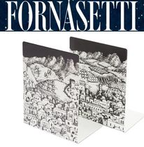 *FORNASETTI*GERSUALEMME柄 Book Stand 国内発送