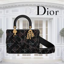 【CRUISE 2018】Dior*LADY DIOR*バッグ*ビーズ刺繍フリンジ