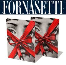 *FORNASETTI*新作 フェイスプリント Book Stand 国内発送
