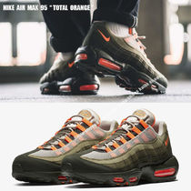 NIKE★AIR MAX 95★TOTAL ORANGE