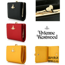 Vivienne Westwood☆PIMLICO WALLET WITH FRAME POCKET がま口