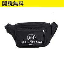 ★関税無料★BALENCIAGA belt bag BB Logo