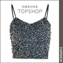 【国内発送・関税込】TOPSHOP★Sandy Picasso Top by Lace&Beads