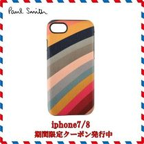 ◆Paul Smith◆ストライプSWIRL IPHONE 7 /8CASE