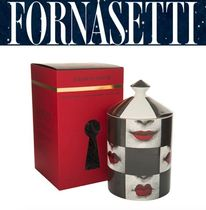 *FORNASETTI*Scented candleナチュラルワックス 国内発送