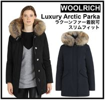 """WOOLRICH """"LUXURY ARCTIC PARKA"""" フィンラクーンファー着脱可"""