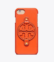 SALE☆トリ-バ-チ☆MILLER LEATHER CASE FOR IPHONE 8