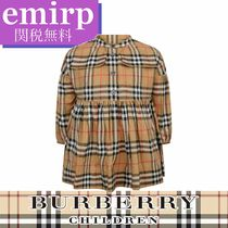 ☆18AW☆BURBERRY★大人もOK★GIRLS★MARNYチェックドレス